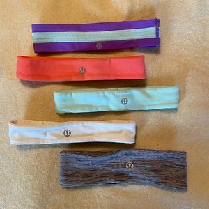 Lululemon Headbands Variety Pack